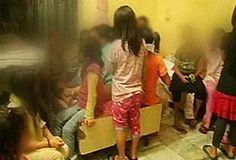 Children's home running in inhuman conditions raided in Jaipur, 29 girls rescued