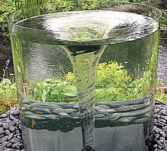 Endless Vortex Home Water Fountain