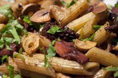 Ιταλική κουζίνα | Caruso.gr - Part 6 Penne, Fish Dishes, Pasta Salad, Poultry, Potato Salad, Nom Nom, Seafood, Homemade, Meat