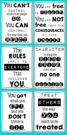 Posters For Every Teacher FREE Classroom Posters For Every Teacher, because we all teach Character Education! From Light Bulbs and Laughter.FREE Classroom Posters For Every Teacher, because we all teach Character Education! From Light Bulbs and Laughter. Classroom Quotes, Classroom Behavior, School Classroom, Classroom Decor, Classroom Signs, Future Classroom, Classroom Rules Poster, Inspirational Classroom Posters, Growth Mindset Classroom
