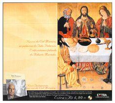 Na voz de Cid Moreira, as palavras do Todo Poderoso. E não estamos falando de Roberto Marinho.