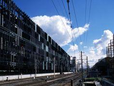 Parking Building Takasaki | kengo kuma and associates
