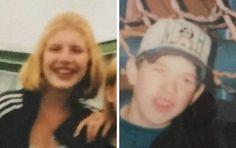 Esta madre se casó con su amor de verano adolescente después de haberlo buscado por 20 años