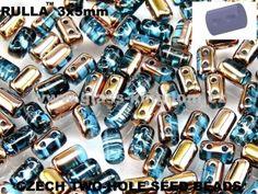 RULLA KORÁLKY 60020/27101 Cufflinks, Glass, Accessories, Drinkware, Yuri