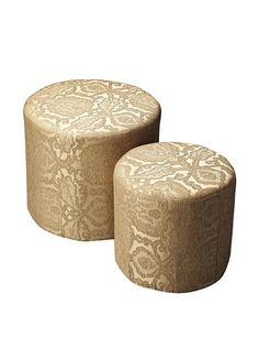 Butler Specialty Company Nesting Ottomans, Gold Damask, http://www.myhabit.com/redirect/ref=qd_sw_dp_pi_li_c?url=http%3A%2F%2Fwww.myhabit.com%2F%3F%23page%3Dd%26dept%3Dhome%26sale%3DA3SWUQ5ZBZTZUV%26asin%3DB00BC9EUI6%26cAsin%3DB00BC9EUI6