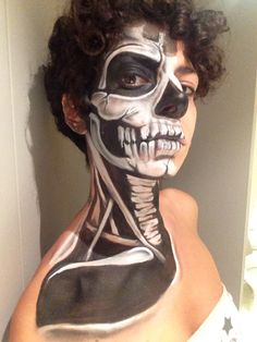 #halloween make up