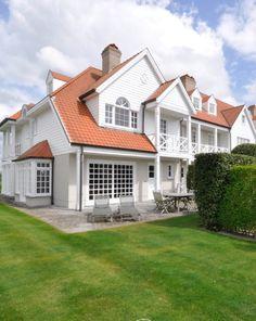 Villa à Knokke / Martine Haddouche /