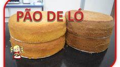 PÃO DE LÓ (4) SIMPLES E FÁCIL DE FAZER