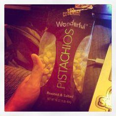 jameslskelton: Thanks mom #pistachios #wonderful instagr.am/p/V50r9elFXF/