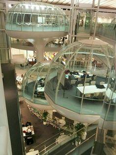 成蹊大学 図書館 / seikei university library