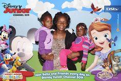 Gallery Disney Junior Train Station - 23 September 2014 | Cape Town | Face-Box