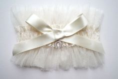 Florrie Mitton Couture Garters - Articles & Advice | mywedding.com