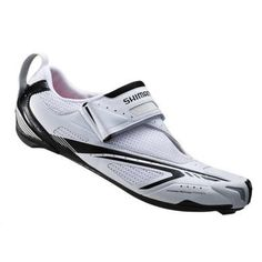 Buy your Shimano Women's SPD-SL Triathlon Shoes - Cycling Shoes from Wiggle. Triathlon Shoes, Road Cycling Shoes, Women's Cycling, Triathalon, High Top Sneakers, Sneakers Nike, Shoes 2015, Mountain Bike Shoes, Leotards