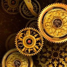 clock art - Google Search