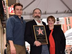 Tony winners Mandy Patinkin and Patti LuPone have been briends since their time together in Broadway's Evita. As previously announced, Patinkin received a star on ...