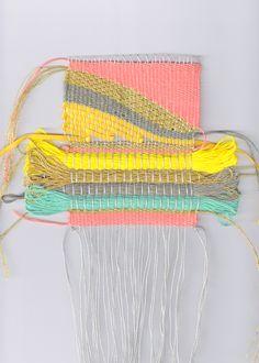 Mana Morimoto #art #weaving #textiles