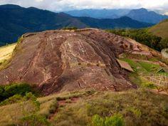 サマイパタの砦(エル・フエルテ遺跡)ボリビア