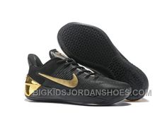Find Nike Kobe AD Shoe Black Gold online or in Nikelebron. Shop Top Brands and the latest styles Nike Kobe AD Shoe Black Gold at Nikelebron. Basketball Shoes Kobe, Nike Kobe Shoes, Adidas Shoes, Nike Sneakers, Basketball Court, Mens Red Shoes, Black Shoes, Leather Shoes, Michael Jordan Shoes