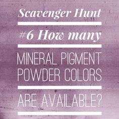 Younique scavenger hunt #6