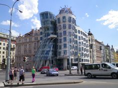 Tanzendes Haus Frank O. Gehry