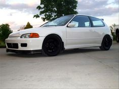Honda Civic EG Sir2...definatly building another hatch soon i miss mine :(