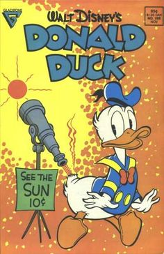 Donald Duck #268 (Issue)