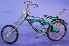 Image result for Cool Chopper Bicycles