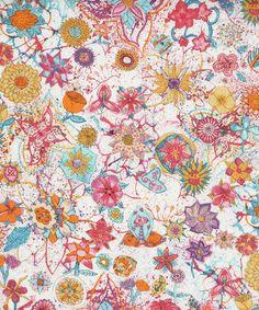 Macleod B Tana Lawn, Liberty Art Fabrics