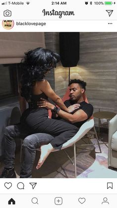 Shared by LivLove__. Find images and videos about couple on We Heart It - the app to get lost in what you love. Black Relationship Goals, Couple Goals Relationships, Couple Relationship, Black Love Couples, Cute Couples Goals, Dope Couples, Couple Noir, Fille Gangsta, Bae Goals