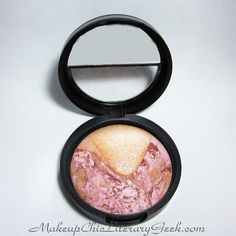 Just ordered this... highlighter and blush in one! Laura Geller
