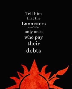 (Tell Odin,his family isn't the only ones who pays their debts....by Freyja?)