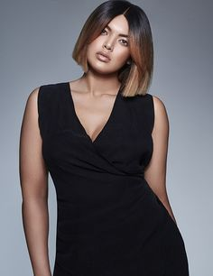 Looking for short hair inspiration? A classic is a classic for a reason and we love a super sleek and shiny, razor sharp bob for a stylish sophisticated look. From Francesco Group's 2016 Collection. Blunt Bob, Afro Hairstyles, New Hair, Hair Inspiration, Short Hair Styles, Stylish, Beautiful, Collections, Group