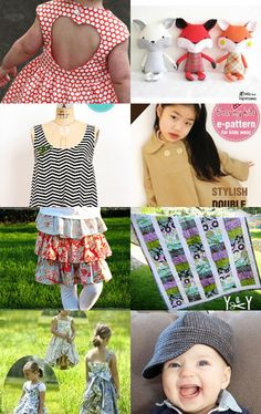 Saturday Sewing (a collection of sewing patterns)