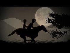 Great for Halloween! My older students love it!!! Franz Schubert: Erlkönig - YouTube