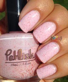 My Nail Polish Obsession: Pahlish Fleur de Sel
