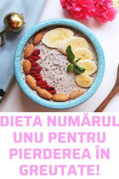program de slabit gratis Acai Bowl, Oatmeal, Breakfast, Food, Drop Weight Fast, Natural Medicine, Healthy Food, Clean Foods, Losing Weight