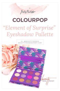 Colourpop Element of