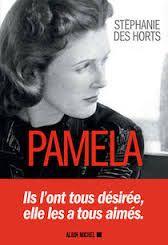 """J'ai dévoré le livre """"PAMELA"""" de Stéphanie des Horts - Une courtisane incandescente et ambitieuse Pamela Churchill, intriguante amoureuse de l'amour et rousse aux charme incandescant, a très tôt pris en main son avenir dans un monde réservé aux hommes. Qui aurait cru que la jeune poule rousse finirait ambassadrice des États-Unis en... - http://www.lapetitepoucette.com/2017/06/13/jai-devore-le-livre-pamela-de-stephanie-des-horts/"""