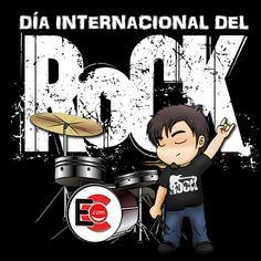 Feliz #DiaInternacionalDelRock. ¡OH YEA!