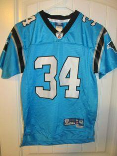 90295dda2 DeAngelo Williams - Carolina Panthers Authentic jersey - Reebok youth  medium  Reebok  CarolinaPanthers Deangelo
