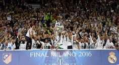 Resultado de imagen para real madrid campeon