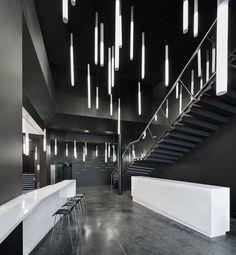 La Comdie De Bethune, Béthune, 2015 - Manuelle Gautrand Architect #staircase