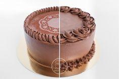 GLUTÉN-ÉS TEJMENTES EPRES-CSOKIGANACHE TORTA Tej, Cake, Food, Drink, Beverage, Kuchen, Essen, Meals, Torte