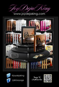 Joy Deja King Books Available Online For Nook Users, Kindle Users and Regular Ol' Book Readers!  joydejaking.com
