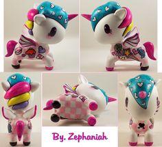 DIY Unicorno Contest- Zephy, entry# 301 #tokidoki #Unicorno #unicorn