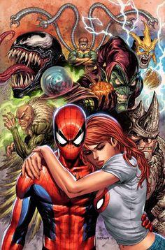 Homem-Aranha & Galeria de vilões