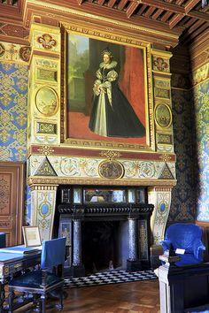 Château d'Ancy le Franc. Yonne. Bourgogne (Burgundy) France
