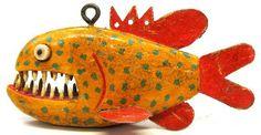 Gordon Swen...fish decoy                                                                                                                                                     More