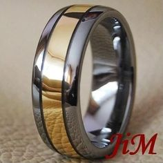 This is the right way, to obtain modernjewellers of the century. Tungsten ring, bracelet, and other tungsten product can be made with platinum, gold and any other precious metal. You no longer requiredto remove and replace Your ring in order to protect its finish.