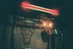 - Gmork - 4 Teres Bartunkova - Reactant - w/ Vlkova bar Neon Signs, Bar